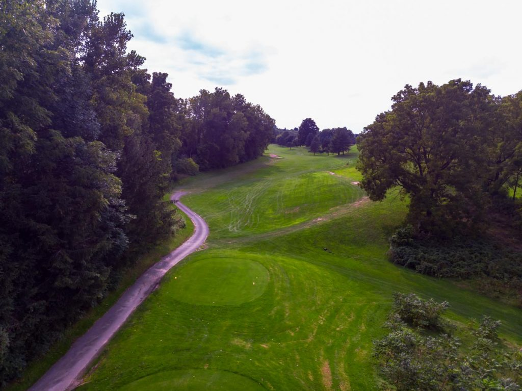South Course - Hole 10 - 1