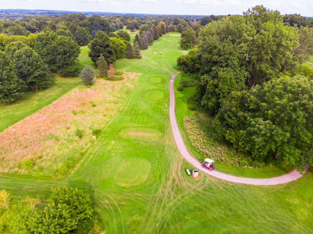 South Course - Hole 13 - 1