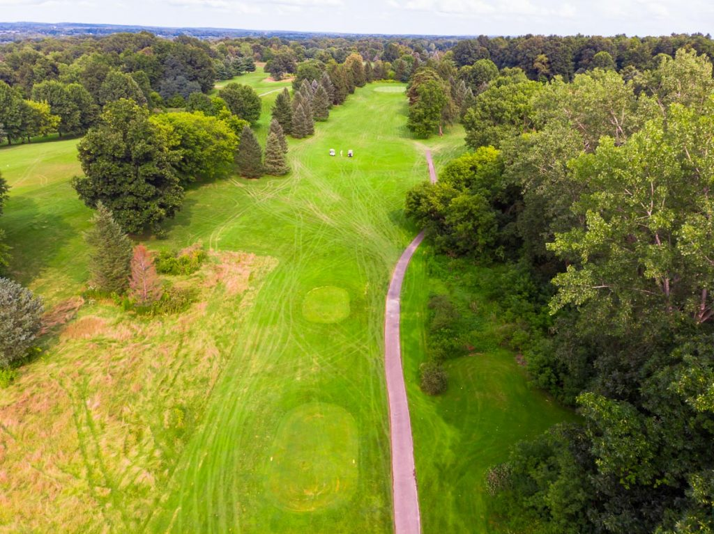 South Course - Hole 13 - 2